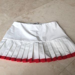 Tory Burch tennis skirt